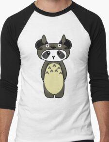 Panda in Totoro cosplay T-Shirt