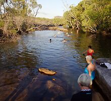 The magic of Arnhem Land - a swimming hole by georgieboy98