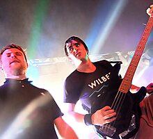 Enter Shikari - Rock City (Nottingham, UK) - 25th Oct 2011 (Image 97) by Ian Russell