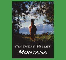 Equine, Evergreen Montana One Piece - Short Sleeve