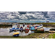The Fishing Fleet Photographic Print
