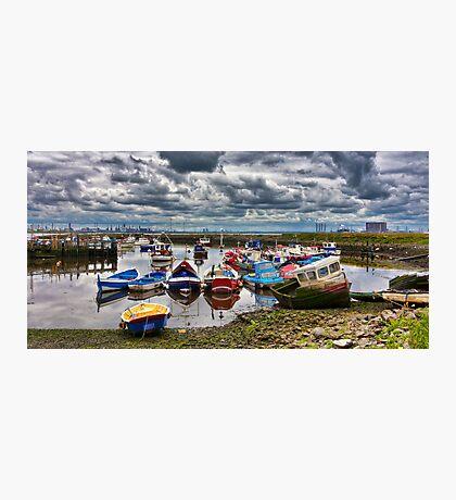 The Fishing Fleet Photographic Print