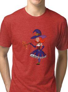 pretty witch. Tri-blend T-Shirt
