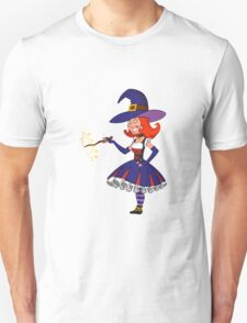 pretty witch. Unisex T-Shirt