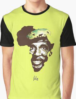 Thomas Sankarafrica Graphic T-Shirt