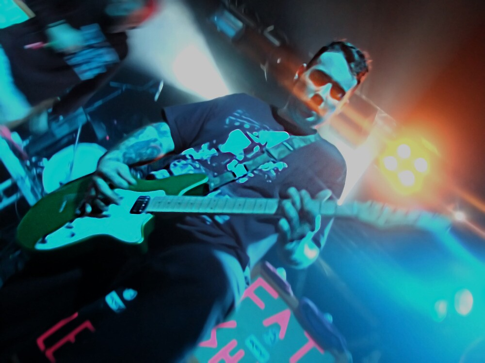 Your Demise - Rock City (Nottingham, UK) - 25th Oct 2011 (Image 8) by Ian Russell