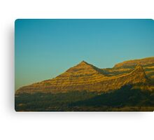 Sultan's cap Canvas Print