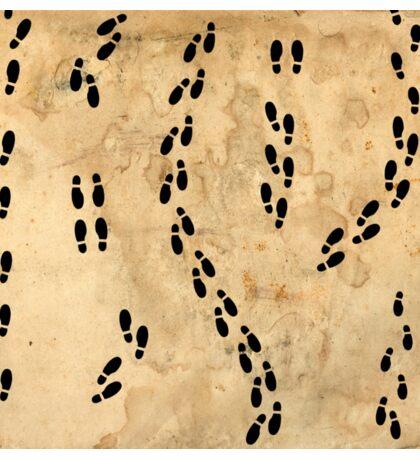 Marauders Map Footprints Sticker