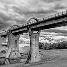 Falkirk Wheel by Sam Smith