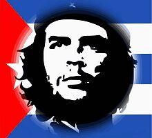 Che (Cuba) by mongoliandevil