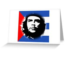 Che (Cuba) Greeting Card