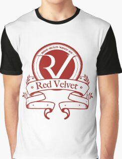 Red Velvet Graphic T-Shirt
