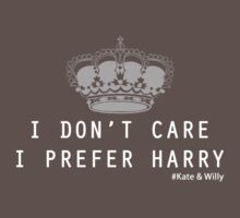 I don't care i prefer Harry by WAMTEES