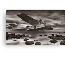 Catalina Canvas Print