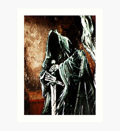 From the Darkness Art Print