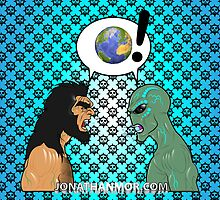 Fight over the planet by Joe1983