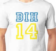 BOSNIA AND HERCEGOVINA 2014 Unisex T-Shirt