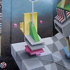Dali Does Street Art by Jeffrey Hamilton
