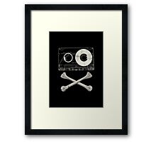 Pirate Music Framed Print