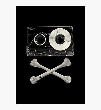 Pirate Music Photographic Print