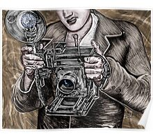 The Camera King Poster