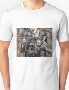 The Camera King Unisex T-Shirt