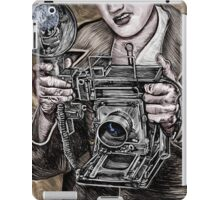 The Camera King iPad Case/Skin