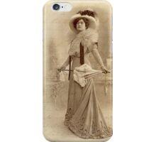 Vintage Fashion 1 iPhone Case iPhone Case/Skin