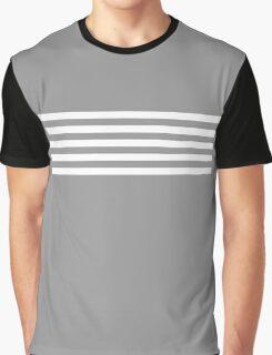 BigBang Made white line Graphic T-Shirt
