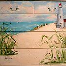 Madison Beach by Cathy Amendola