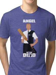 Angel of the Dead Tri-blend T-Shirt