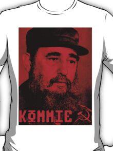Kommie - Castro T-Shirt