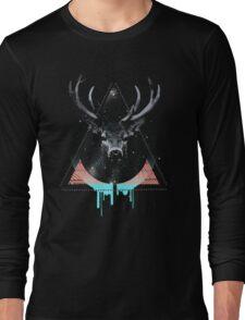 The Blue Deer Long Sleeve T-Shirt