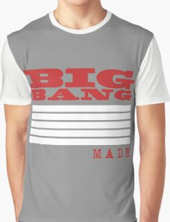 BigBang Made Graphic T-Shirt
