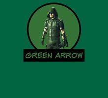 Green Arrow - Oliver Queen - Comic Book Text T-Shirt