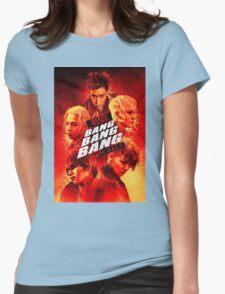 BIGBANG Bang Bang Bang Womens Fitted T-Shirt