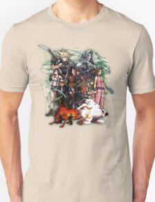 Final Fantasy VII - Collage T-Shirt