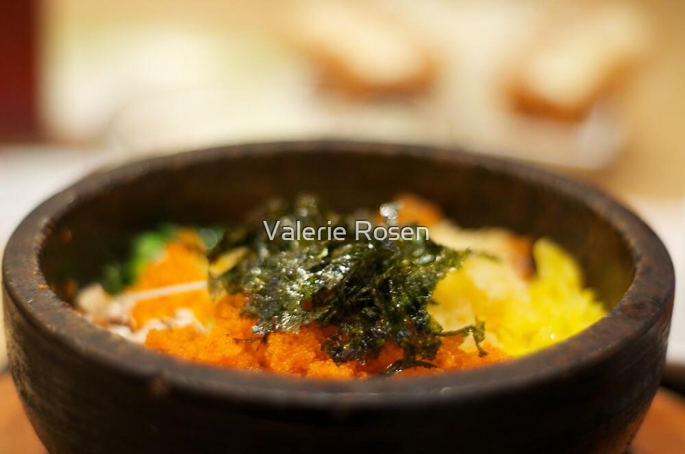 Korean Rice Bowl by Valerie Rosen