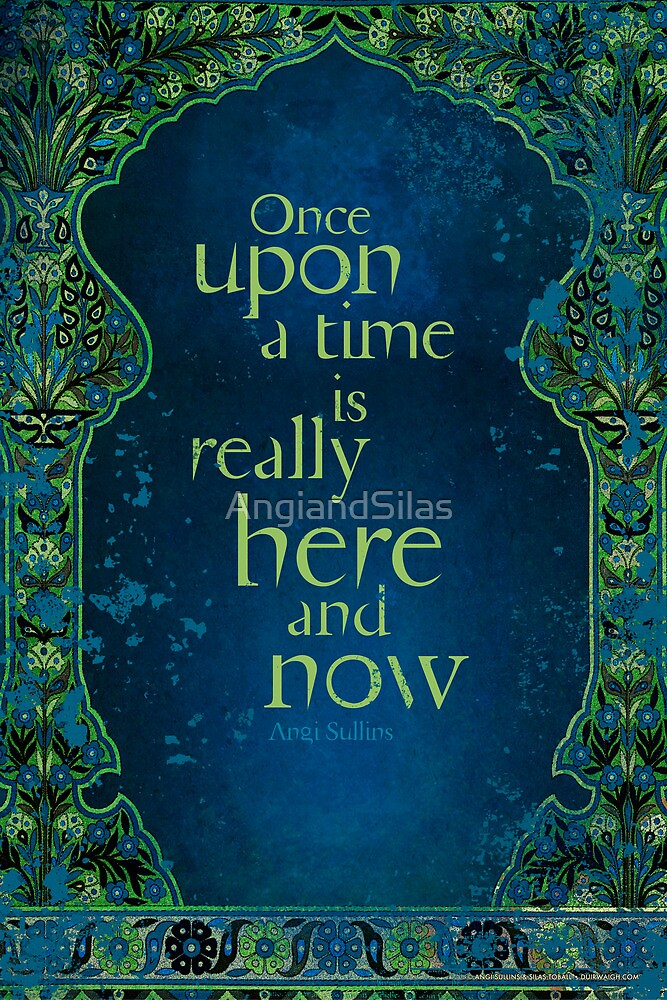 Once Upon a Time is Really Here and Now by AngiandSilas