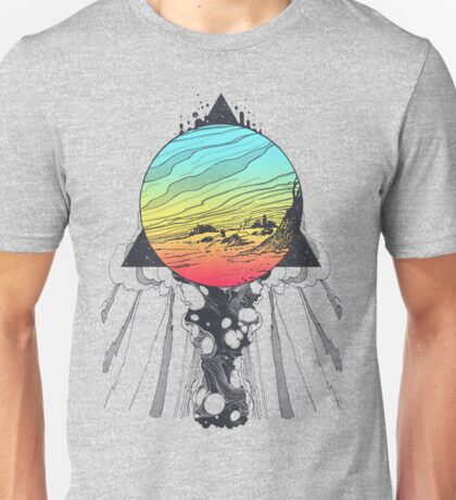 Filtering Reality Unisex T-Shirt