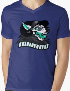 TRUXTON Mens V-Neck T-Shirt