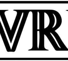 PVRIS logo Sticker