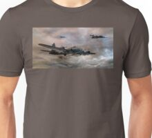 B-17 Flying Fortress - Almost Home 2 Unisex T-Shirt