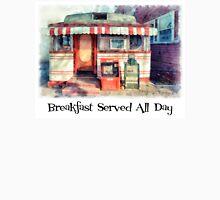 Breakfast All Day Diner Unisex T-Shirt