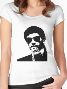 Phil Spector Women's Fitted Scoop T-Shirt