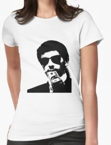 Phil Spector Womens Fitted T-Shirt