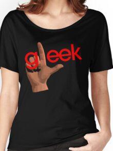 Gleek Women's Relaxed Fit T-Shirt