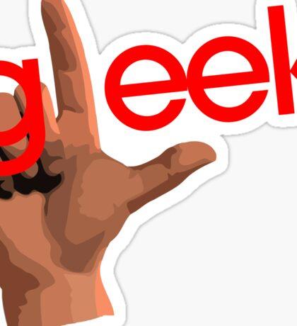 Gleek Sticker