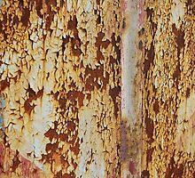 Tree Trunk by Dinorah Imrie