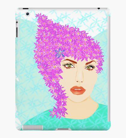 Flora ... iPad Case/Skin